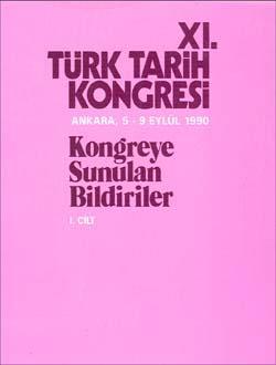 Türk Tarih Kongresi 11/1, 0