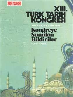 Türk Tarih Kongresi 13/3-1, 0