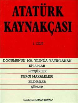 Atatürk Kaynakçası I, 1984