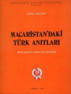 Macaristan`daki Türk Anıtları  Monuments Turcs en Hongrie, 1993