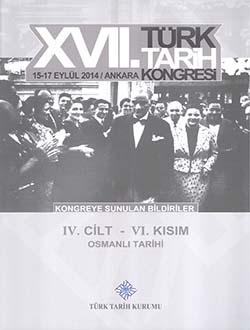Türk Tarih Kongresi 17/4-6 : Osmanlı Tarihi, 2018