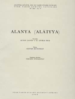 ALANYA ('ALĀ´IYYA), 1989