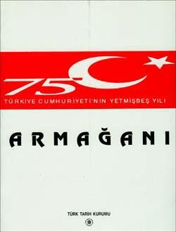 Türkiye Cumhuriyeti`nin Yetmişbeş Yılı Armağanı, 1998