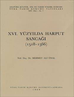 XVI. Yüzyılda Harput Sancağı (1518-1566), 0