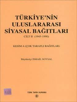 Türkiye`nin Uluslararası Siyasal Bağıtları II, 2000
