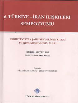 6. Türkiye-İran İlişkileri Sempozyumu, 2015