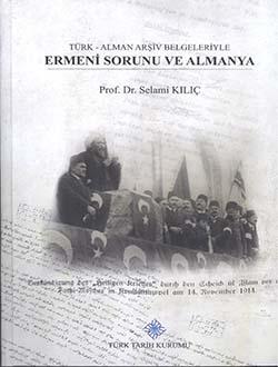 Türk-Alman Arşiv Belgeleriyle Ermeni Sorunu ve Almanya, 2015