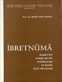 İbretnümâ, 1989