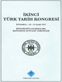 Türk Tarih Kongresi  02, 0