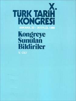 Türk Tarih Kongresi 10/5, 0