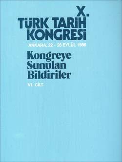 Türk Tarih Kongresi 10/6, 0