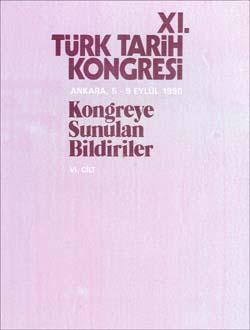 Türk Tarih Kongresi 11/6, 0