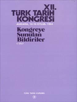 Türk Tarih Kongresi 12/1, 0