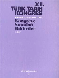 Türk Tarih Kongresi 12/2, 0