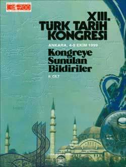 Türk Tarih Kongresi 13/2, 0