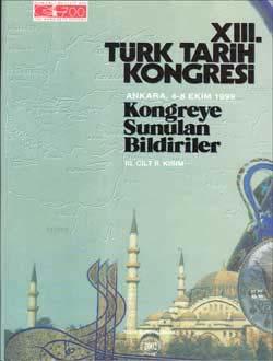 Türk Tarih Kongresi 13/3-2, 0