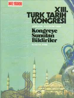 Türk Tarih Kongresi 13/3-3, 0