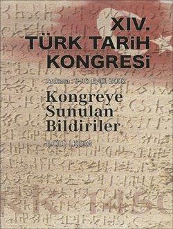 Türk Tarih Kongresi 14/1, 0