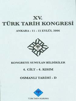 Türk Tarih Kongresi 15/4-4, 0