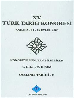 Türk Tarih Kongresi 15/4-2, 0