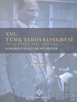 Türk Tarih Kongresi 16/6, 0