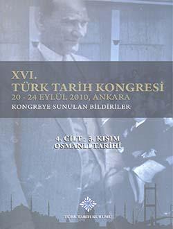 Türk Tarih Kongresi 16/4-3, 0