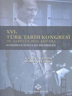 Türk Tarih Kongresi 16/4 -1, 0