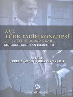 Türk Tarih Kongresi 16/2, 0