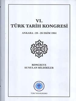 Türk Tarih Kongresi 06, 2011