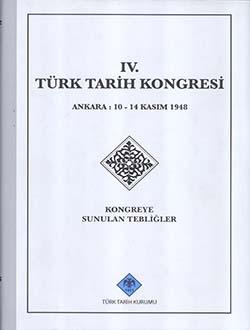 Türk Tarih Kongresi 04, 2010
