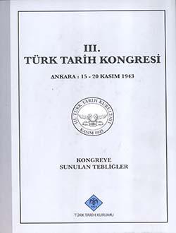 Türk Tarih Kongresi 03, 2010