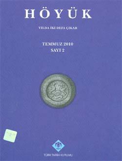 Höyük 2. Sayı, 2010
