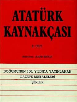 Atatürk Kaynakçası II, 1984