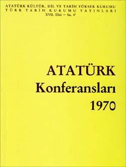 Atatürk Konferansları 4 (1970), 1991