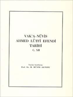 Lûtfî Tarihi - 12, 1988
