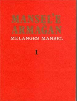 Mansel'e Armağan 1, 2, 3 Cilt, 1974