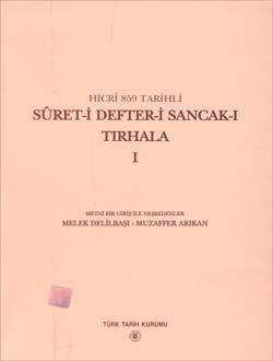 Sûret-i defter-i Sancak-ı Tırhala I. Cilt ve II. Cilt (Takım Satılmaktadır), 2001