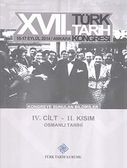 Türk Tarih Kongresi 17/4-2: Osmanlı Tarihi, 2018