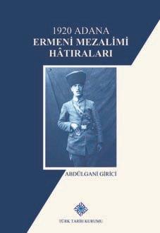 1920 Adana Ermeni Mezalimi Hâtıraları, 2019