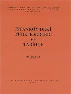 İstanköy`deki Türk Eserleri ve Tarihçe, 1990