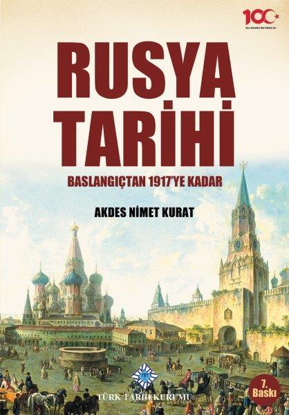 Rusya Tarihi, Başlangıçtan 1917`ye Kadar, 2020