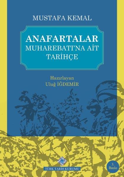 Anafartalar Muharebatı'na Ait Tarihçe, 2020