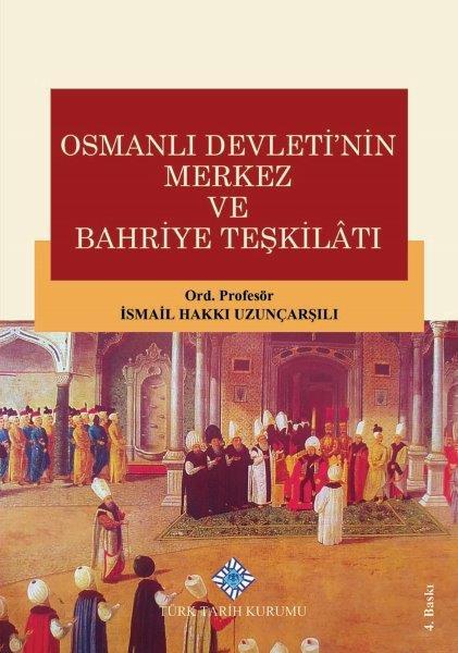 Osmanlı Devleti'nin Merkez ve Bahriye Teşkilatı, 2020
