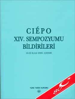 CIÊPO XIV. Sempozyumu Bildirileri, 0