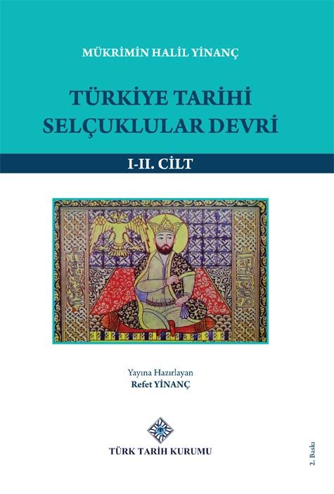 Türkiye Tarihi Selçuklular Devri I-II. Cilt(Takım), 2020