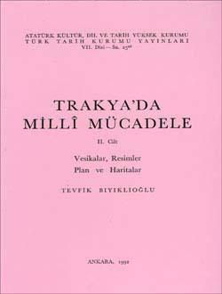 Trakya`da Millî Mücadele - II, 1992