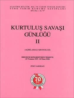 Kurtuluş Savaşı Günlüğü - II, 1994