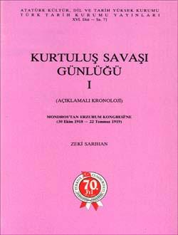 Kurtuluş Savaşı Günlüğü - I, 1993