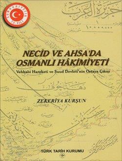 Necid ve Ahsa`da Osmanlı Hâkimiyeti Vehhabî Hareketi ve Suud Devleti`nin Ortaya Çıkışı, 1998