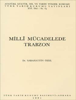 Millî Mücadelede Trabzon, 1991